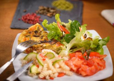 Salade de pâtes - Croccitan