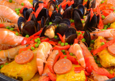Paella à la cuisson - Paellito